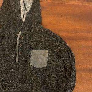 Cat & Jack Shirts & Tops - Long sleeve Shirt with hood